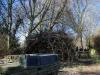 Le Roy-tuin, Kennedylaan, Heerenveen